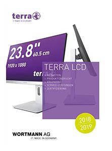 LCD Display für Industrie, Handwerk und Handel