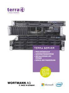 Terra Server für Industrie, Handwerk und Handel
